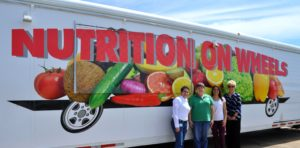 Nutrition on Wheels Truck